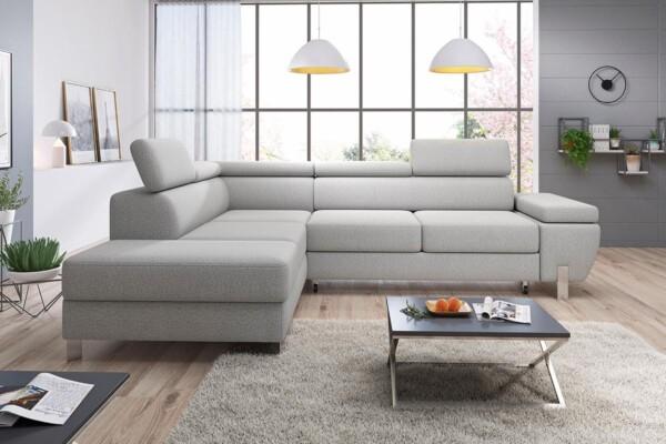 Кутовий диван Molina-L купити в Києві за доступною ціною. Супермаркет диванів Relax Studio