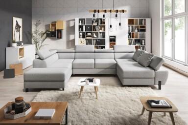 Модульный угловой диван Molina-XL купить Киев. Супермаркет диванов Relax Studio