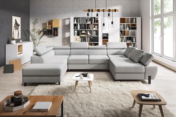 Модульний кутовий диван Molina-XL купити Київ. Супермаркет диванів Relax Studio