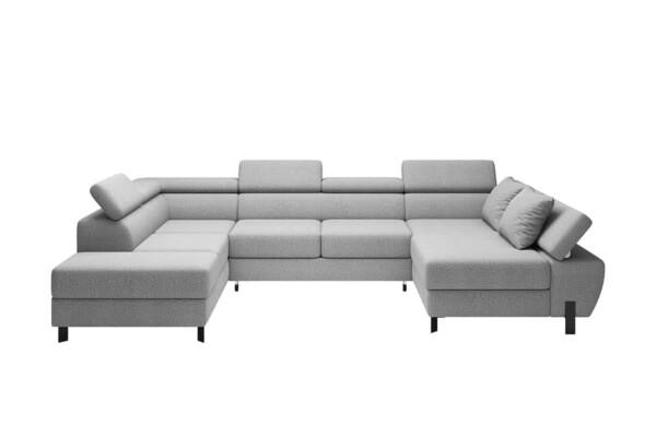 Великий кутовий диван для вітальні - Molina-XL. Супермаркет диванів Релакс Студіо
