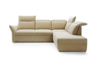 Угловой диван со спальным местом купить в Киеве | Модель Monk. Супермаркет диванов Релакс Студио