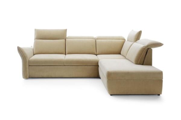 Кутовий диван зі спальним місцем купити в Києві | Модель Monk. Супермаркет диванів Релакс Студіо