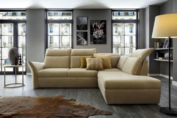Кутові дивани для сучасних інтер'єрів купити Київ - Супермаркет диванів Relax Studio