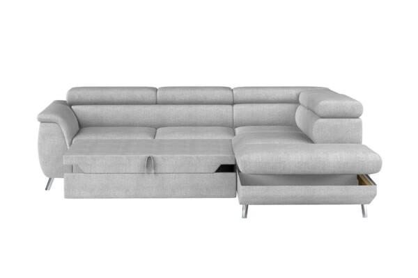 Купити кутовий диван з механізмом для сну та нішею для білизни. Супермаркет диванів Релакс Студіо