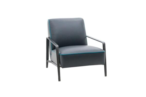 Кресло для интерьера лофт купить Киев. Модель MU-A0041 CLUB. Супермаркет диванов Релакс Студио