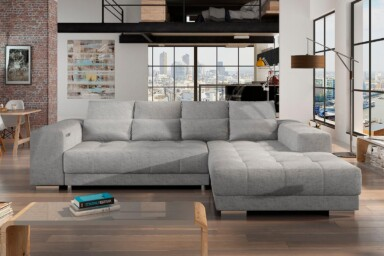 Угловой диван Neron купить в Киеве недорого. Супермаркет диванов Релакс Студио