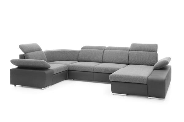 Диван кутовий Odessa II - Модульний кутовий диван з підлокітниками, які регулюються | Салон меблів Релакс Студіо. Київ