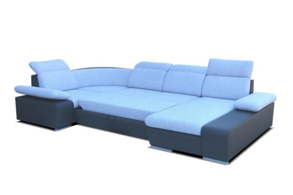 Диван кутовий Odessa II - Потужний вибір кутових диванів | Салон меблів Релакс Студіо. Київ