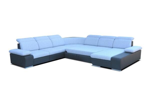 Диван кутовий Odessa IV Диван для вітальні великого розміру | Супермаркет диванів RelaxStudio