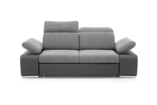 Диван Odessa. Компактный диван с регулировкой спинки и подлокотников.