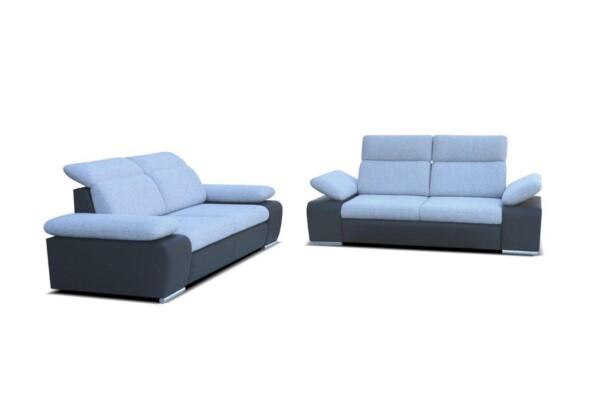 Диван Odessa. Компактный диван для гостиной. Киев. Салон мебели Релакс Студио