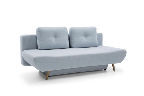 Невеличкий диван з розкладкою для щоденного сну. Модель Oslo| Супермаркет диванів Relax Studio