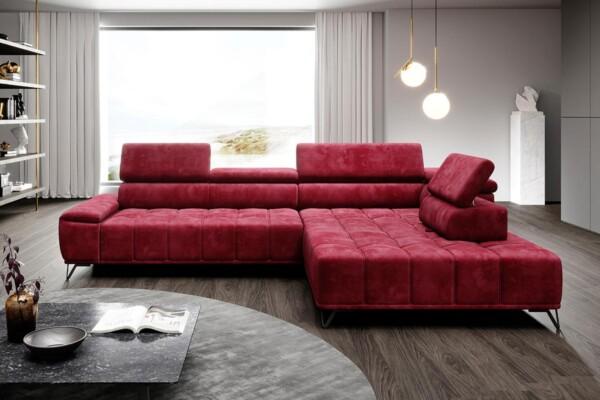 Угловой диван Palladio-L купить в Киеве. Супермаркет диванов Релакс Студио