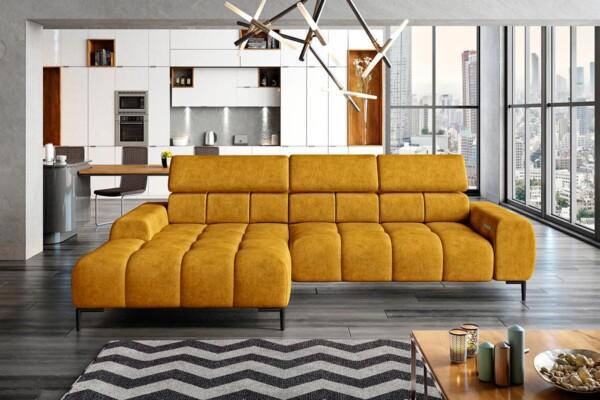 Кутовий диван Plaza-Mini купити в Києві. Супермаркет диванів Релакс Студіо