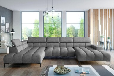 Кутовий диван Plaza-XL купити в Києві. Супермаркет диванів Релакс Студіо