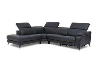 Кутовий диван з відкритою секцією. Модель RS-11380-PR. Супермаркет диванів Relax Studio