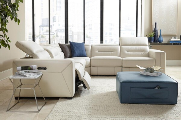 Кутовий диван для просторої вітальні RS-11467. Супермаркет диванів Relax Studio