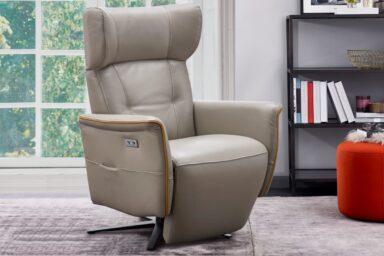 Модне крісло для дому купити в Києві. Модель RS-11514 TVCH. Супермаркет диванів Релакс Студіо