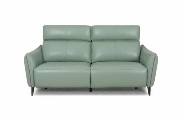 Кожаный диван двойка купить Киев. Модель RS-11624. Супермаркет диванов Релакс Студио