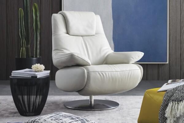 Кресло с откидной спинкой RS-11808. Супермаркет диванов Релакс Студио