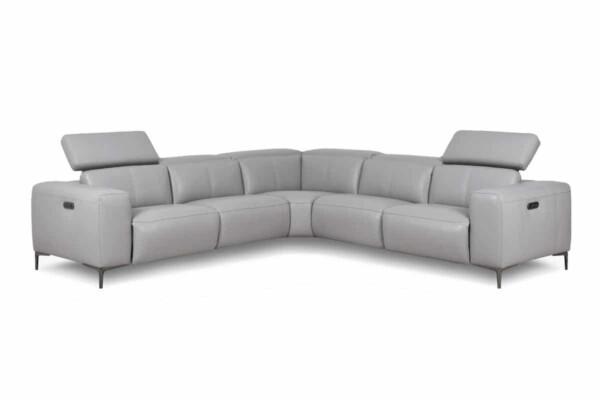 Угловой диван модерн купить Киев. Модель RS-A0185-PR. Супермаркет диванов Релакс Студио
