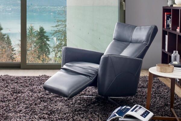 Поворотне крісло купити в Києві. Модель RS-B5030 TVCH. Супермаркет диванів Релакс Студіо